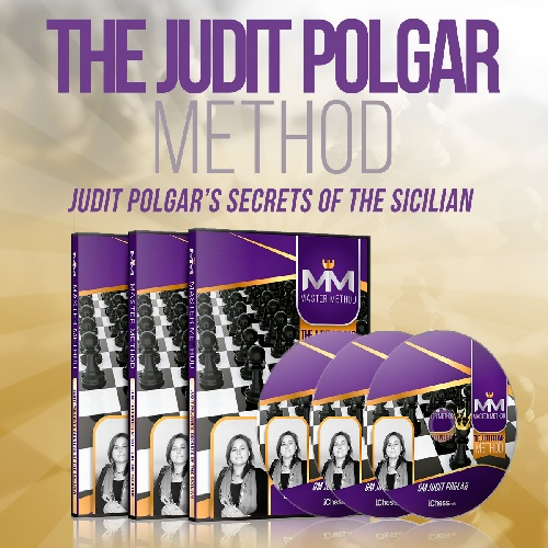 اسرار دفاع سیسیلی Judit Polgar's Secrets of the Sicilian