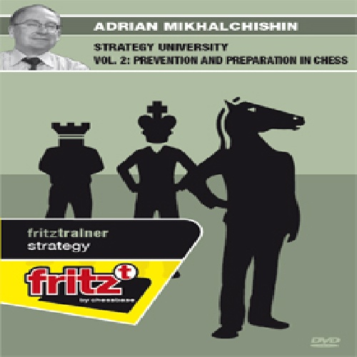 پیشگیری و آمادگی در شطرنج Strategy University Vol 2: Prevention and Preparation in Chess