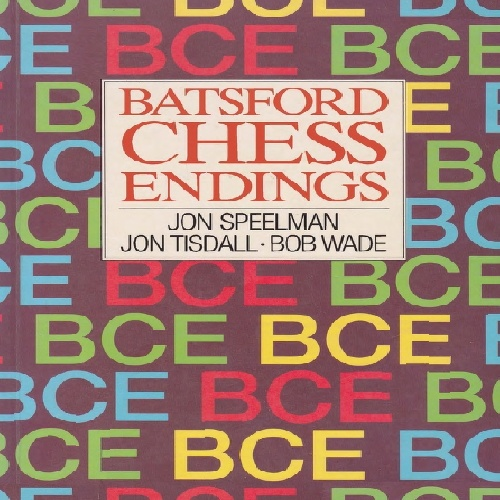 دایره المعارف آخر بازی شطرنج باتسفورد Batsford Chess Endings